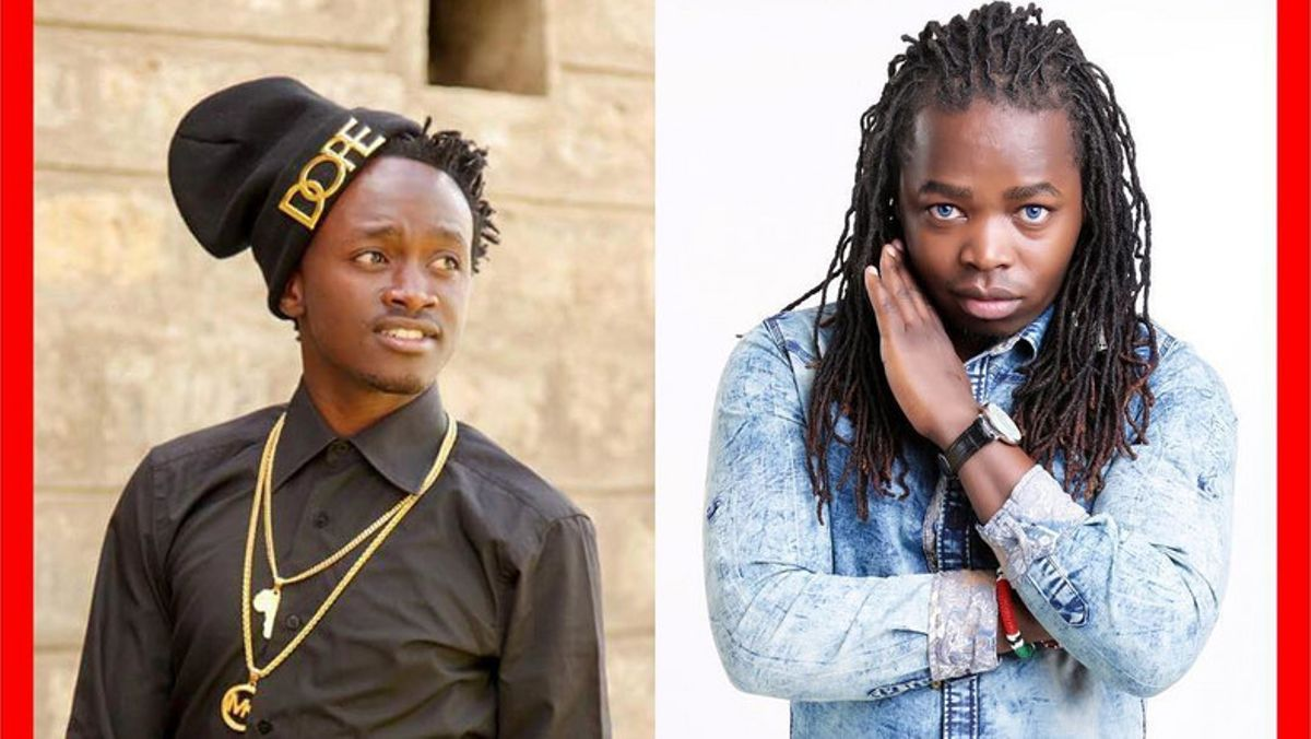 Revealed: Bahati never grew up at children's home