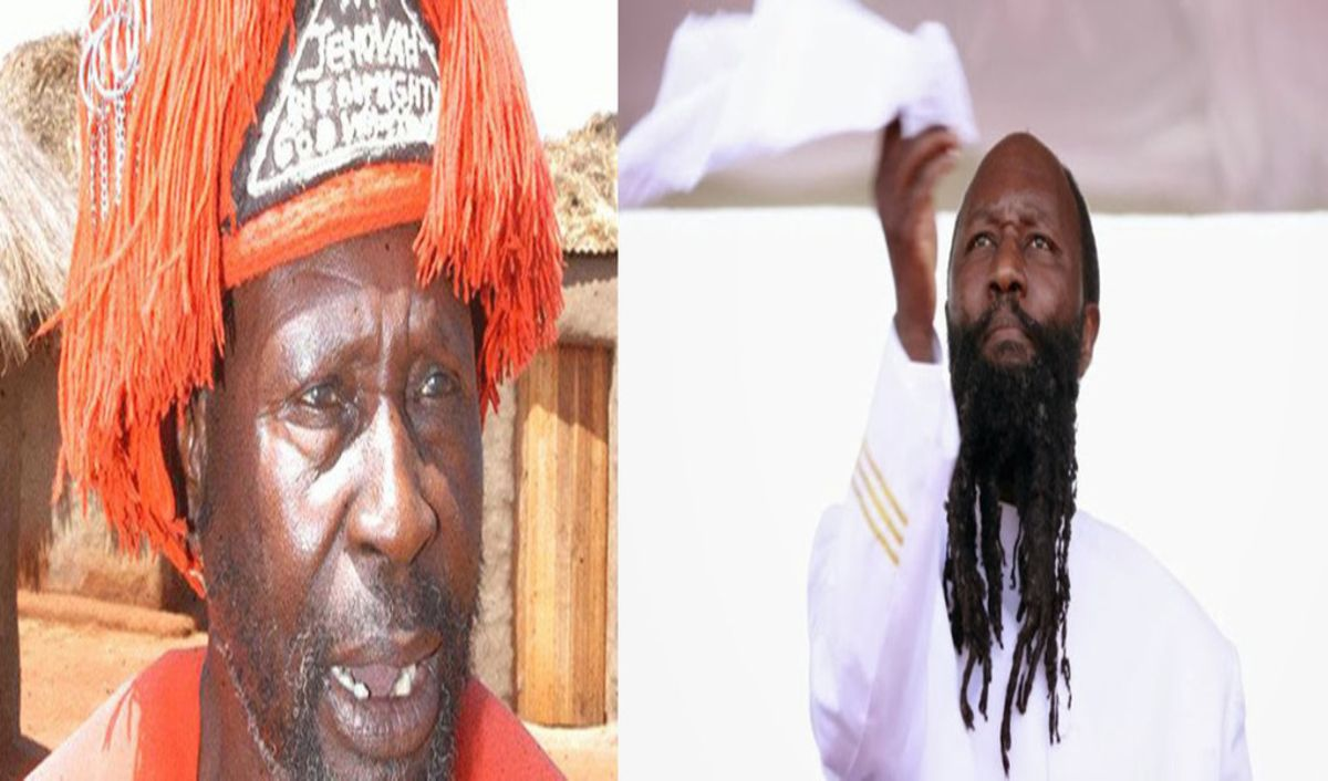 Between 'Prophet' Dr Owuor and Jehovah Wanyonyi
