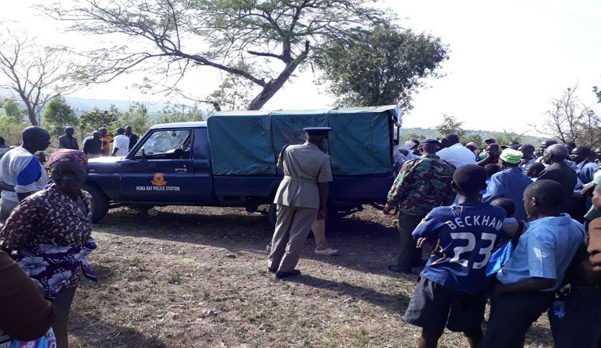 Image result for boy kills brother kenya
