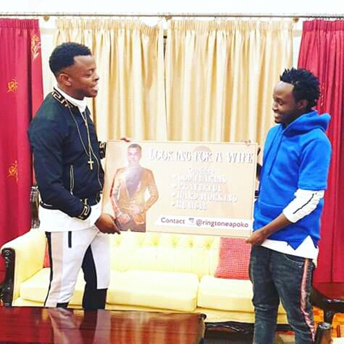 Image result for bahati and ringtone