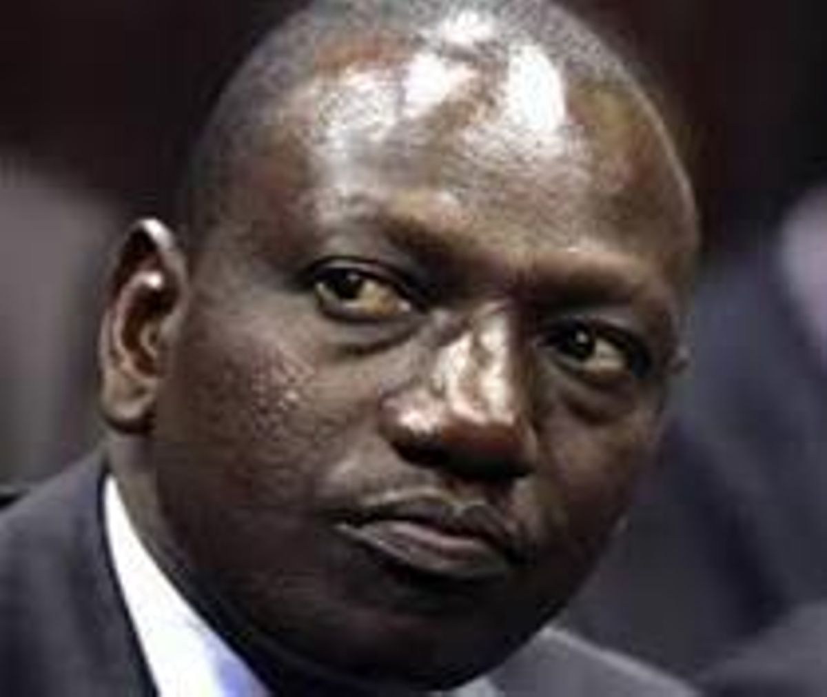Image result for william ruto snubbed by uhuru