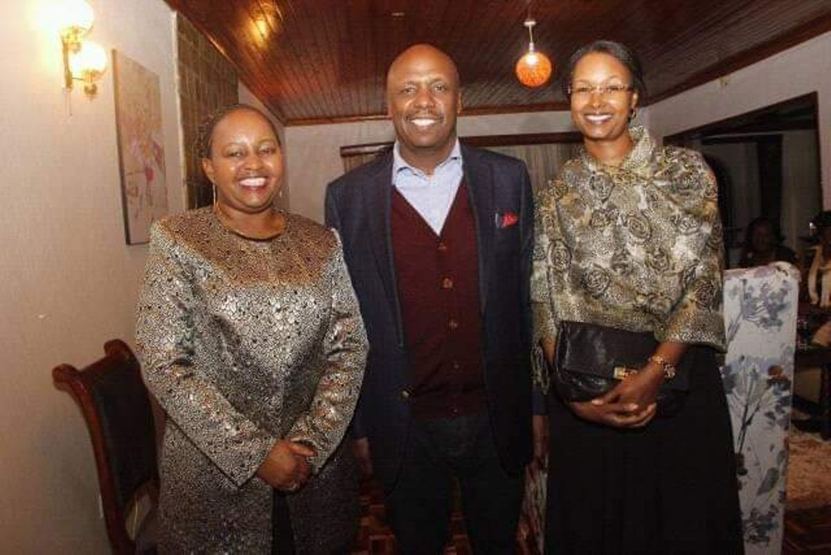 Gideon Mois Wife Lands Another Board Appointment - Daily