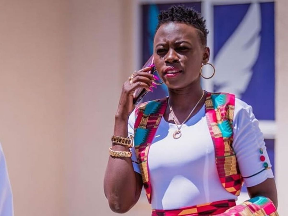 Akothee's sarcastic response to critics who body-shamed her