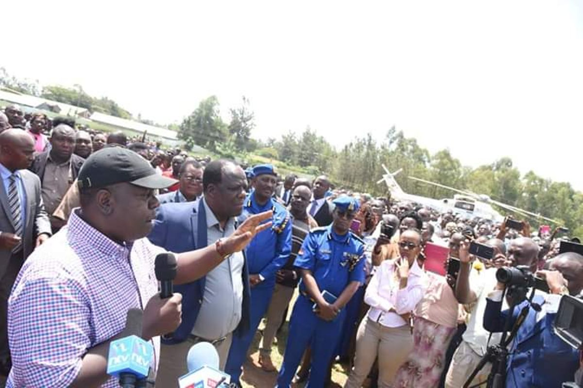 Image result for fred matiangi in matungu