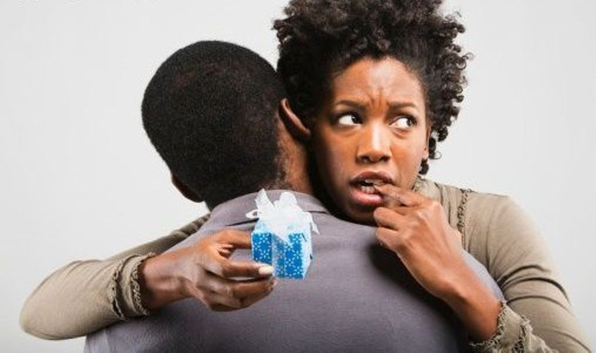 dating a married man is not worth it