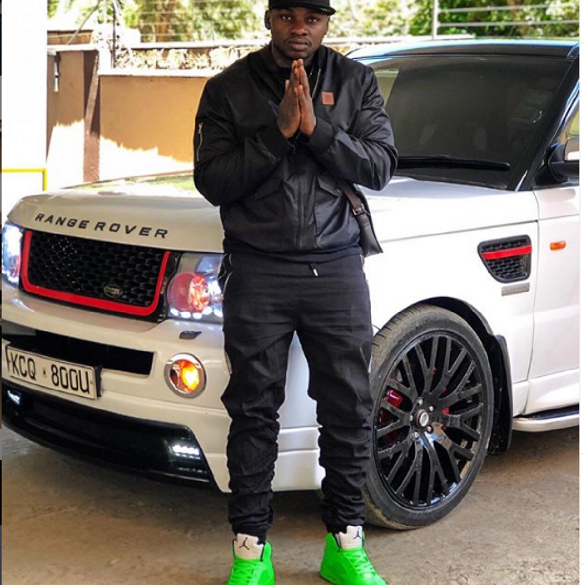 Image result for photos of khaligraph jones before fame