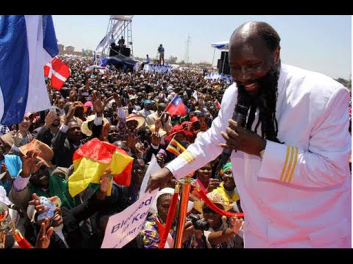 Image result for prophet owuor church