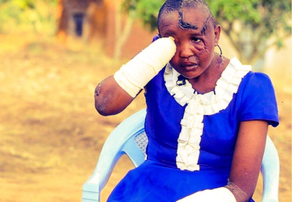 domestic violence in Kenya