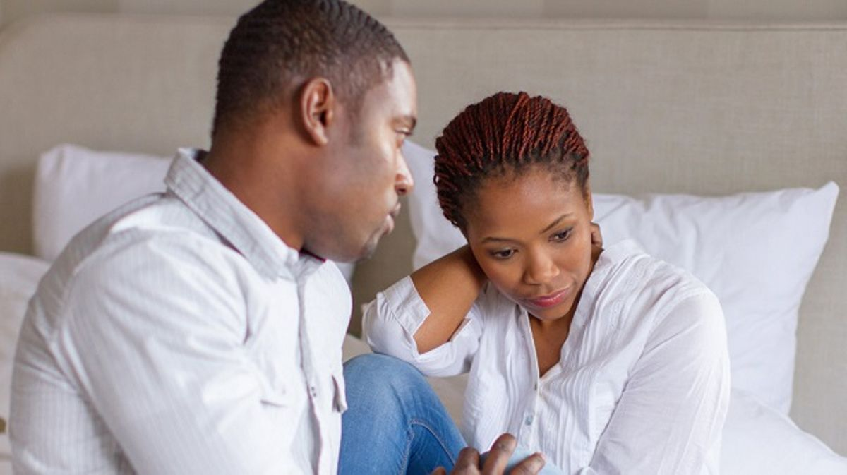 If another man impregnated your wife, would you dump her?