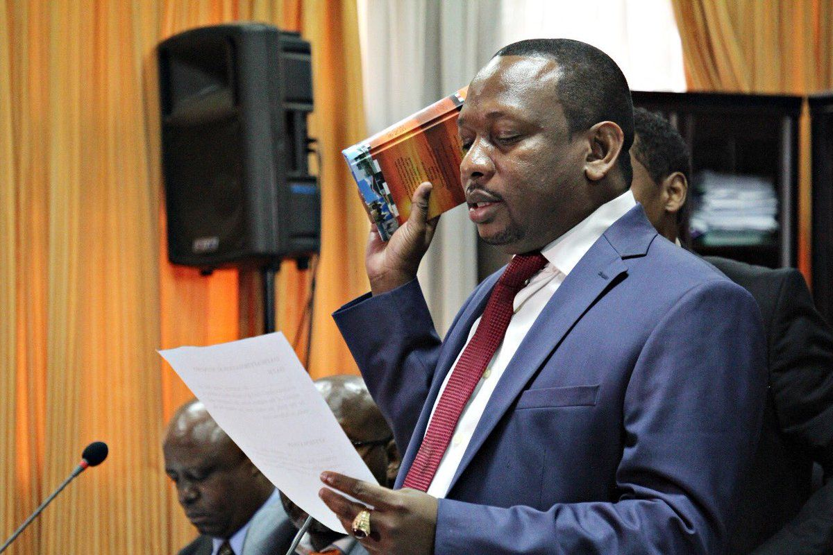 Image result for Mike Sonko case
