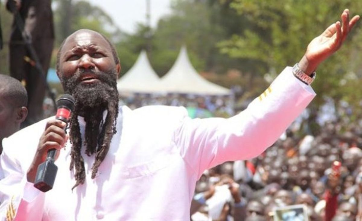 Kenya pastors who have been accused of being illuminati members