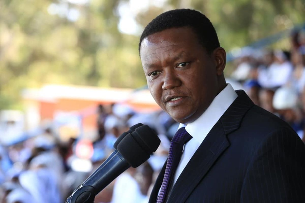 Image result for alfred mutua