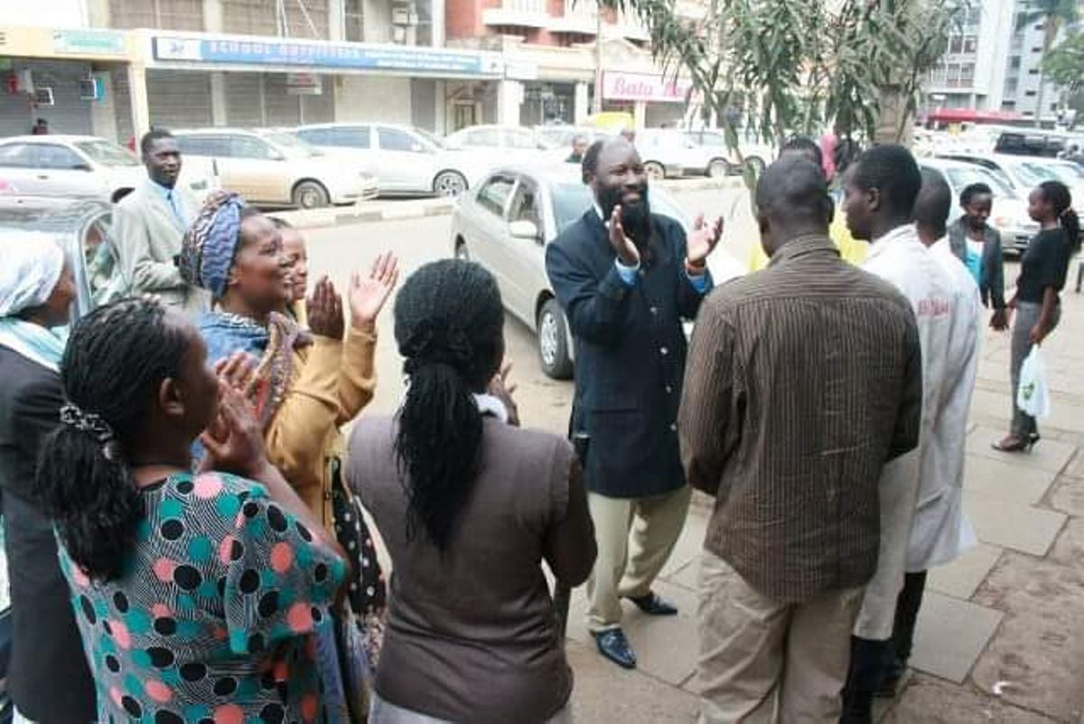 Prophet Owuor: You cannot go to heaven without my blessings