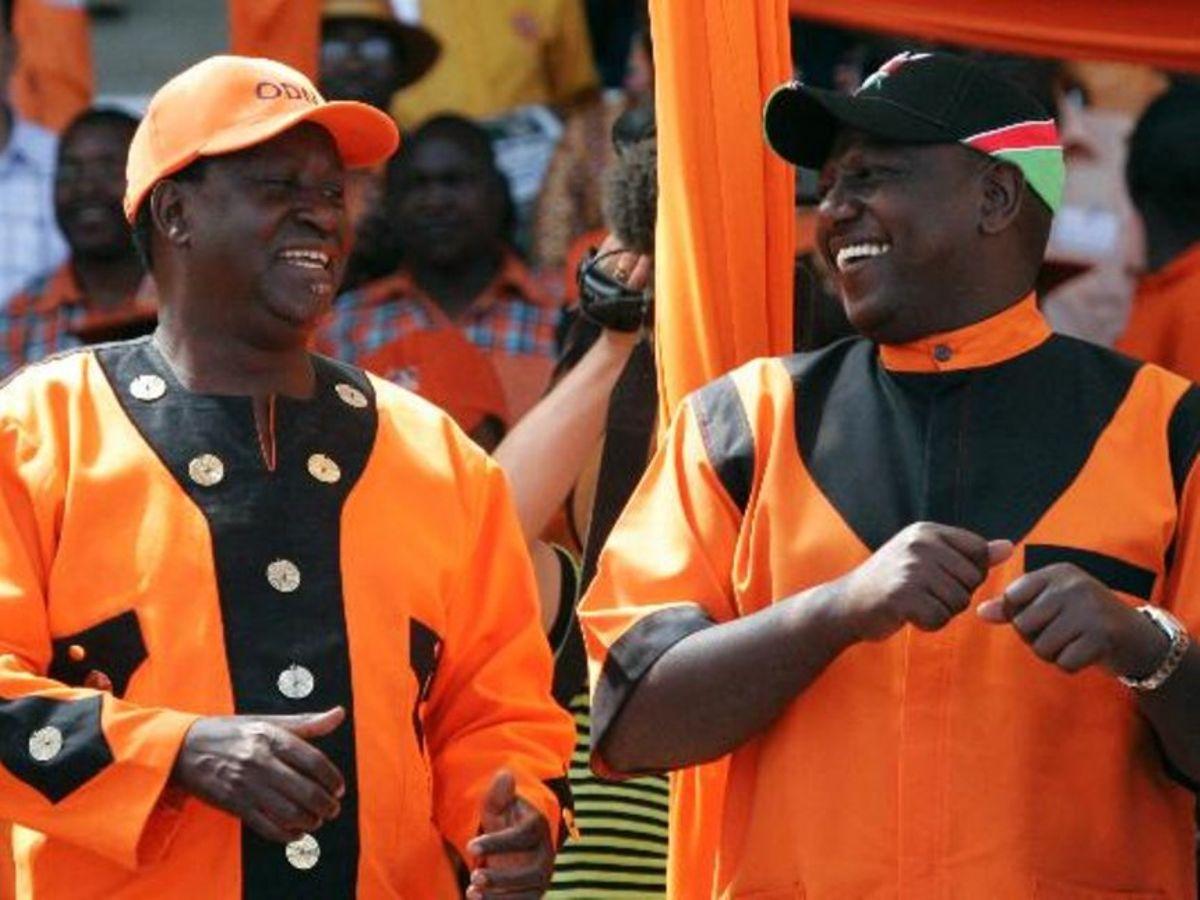 Why William Ruto is the next Raila Odinga