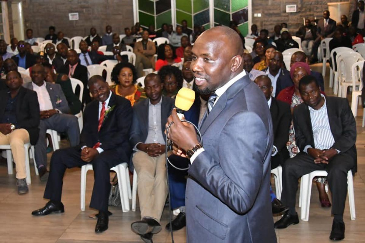 Makau Mutua chides Murkomen over BBI