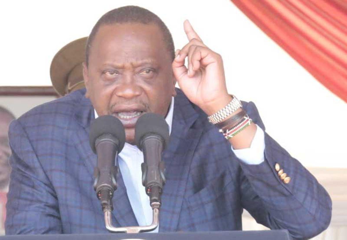 Image result for Uhuru angry