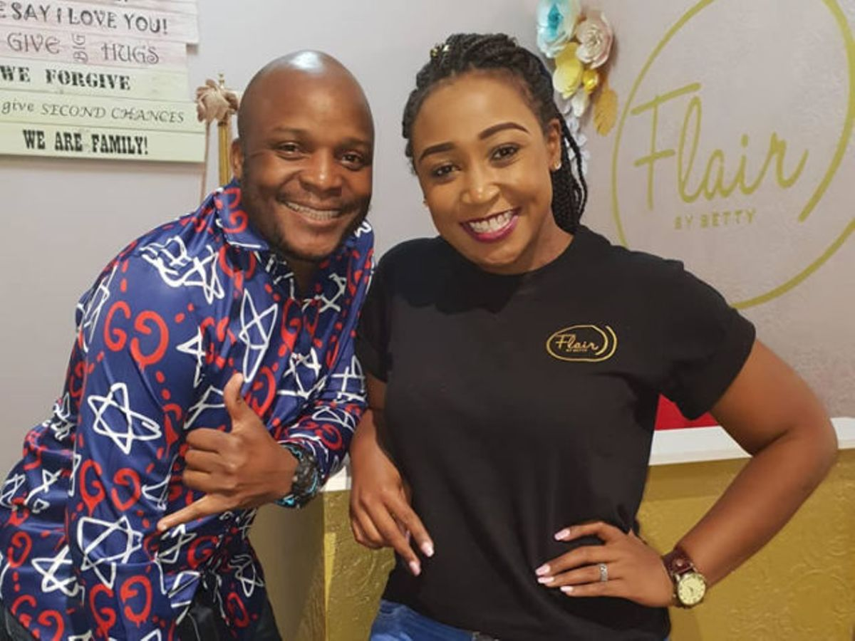 Image result for betty kyalo and jalango