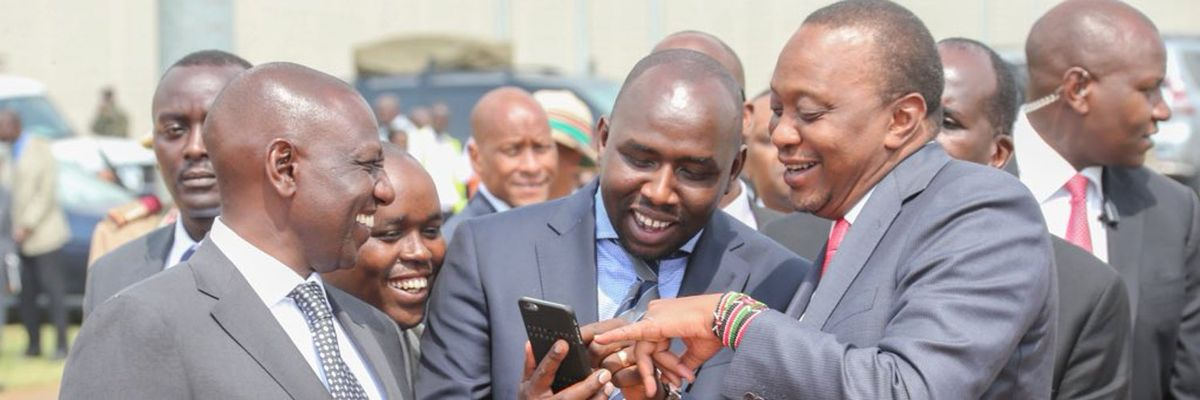 VIDEO]: Murkomen defends Uhuru over Mau evictions