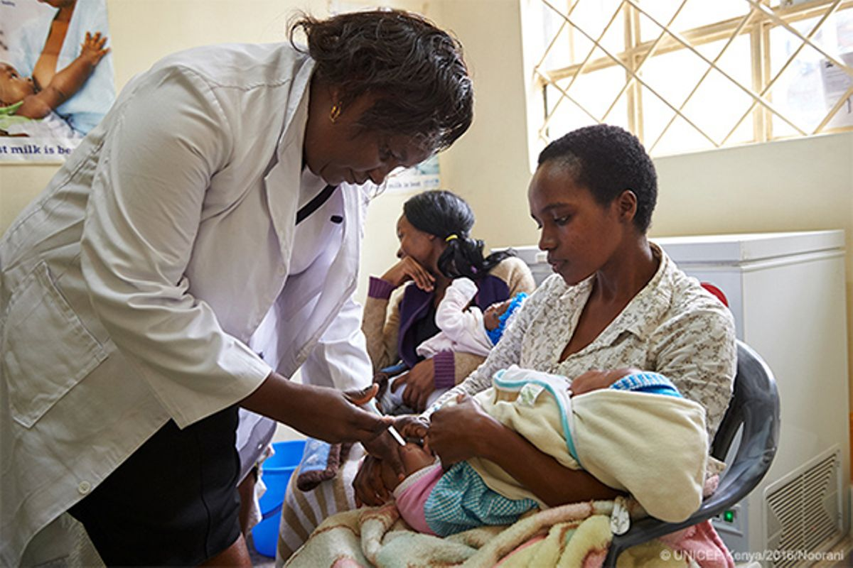can you get malaria in nairobi