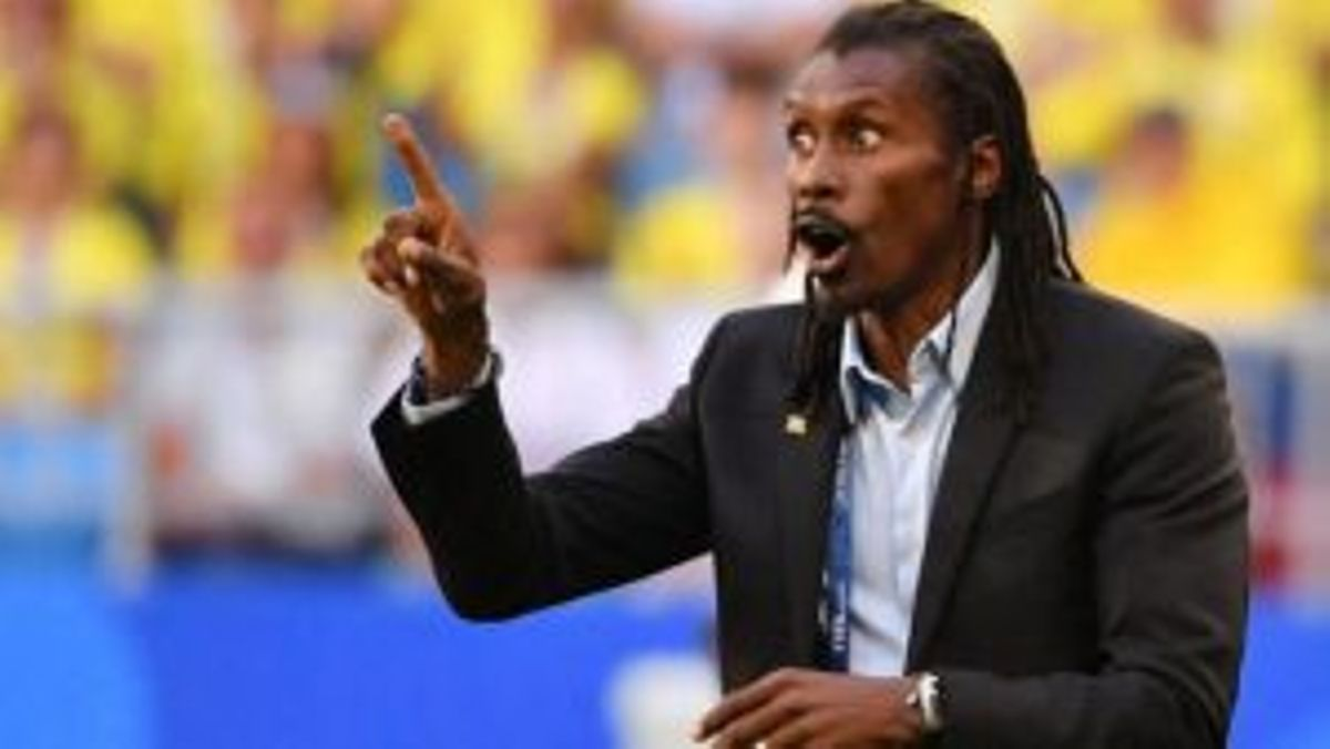 Image result for Aliou cisse
