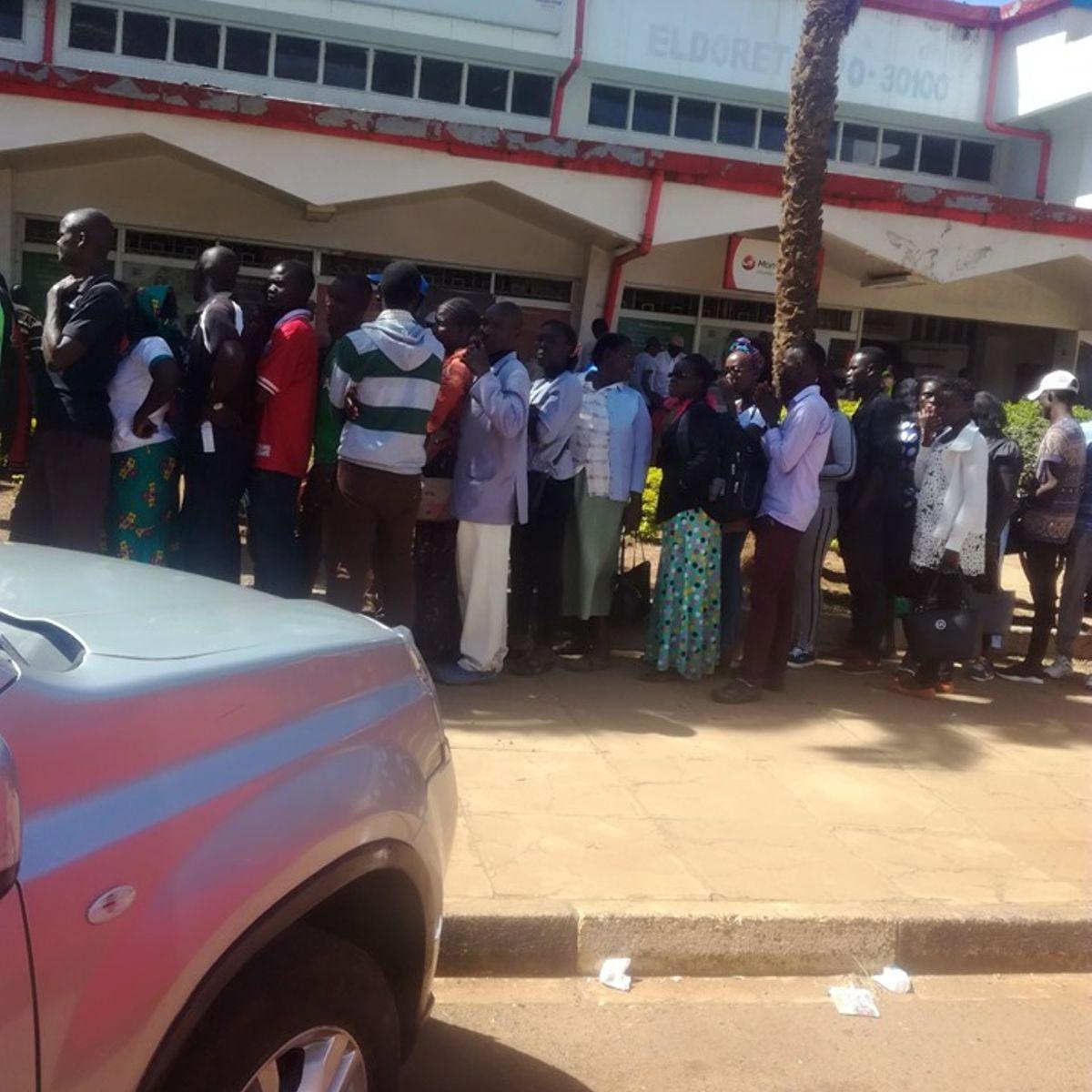 Image result for Huduma Namba Last Minute registrations