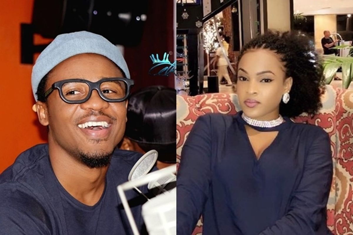 Our marriage is fine and a happy one, says Ali Kiba's wife