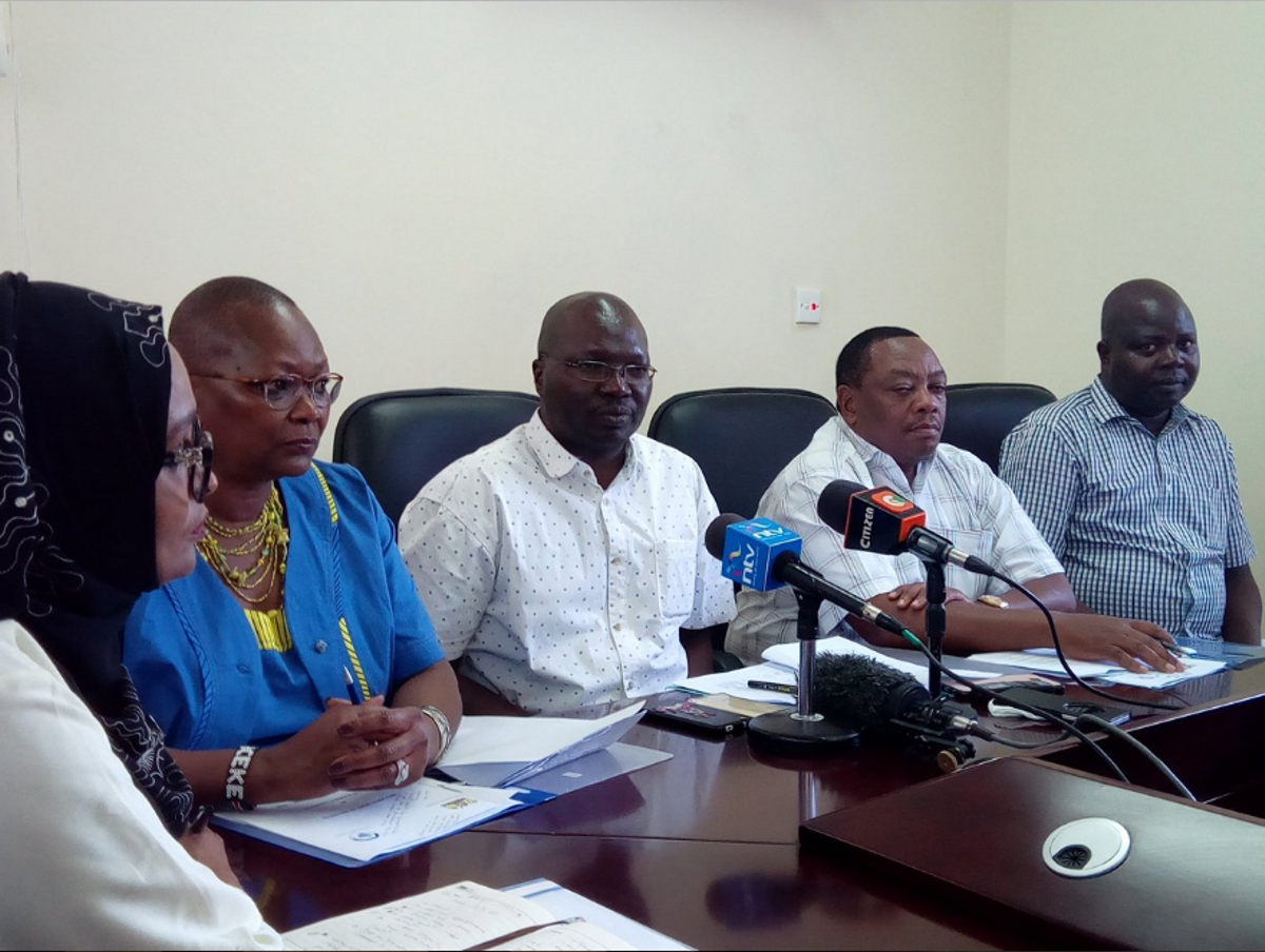Sh1 Billion Will Be Used To Revive Water Services In Kilifi