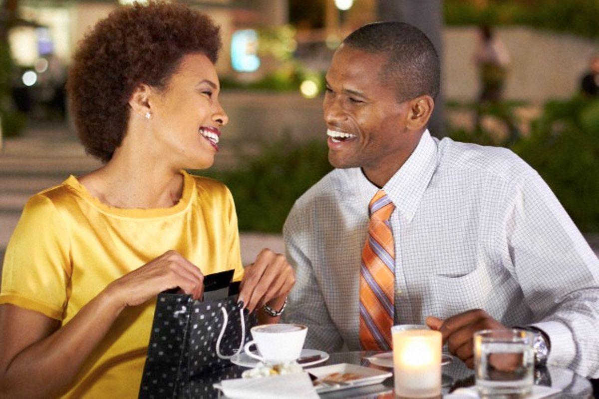 Nigerian men on dates