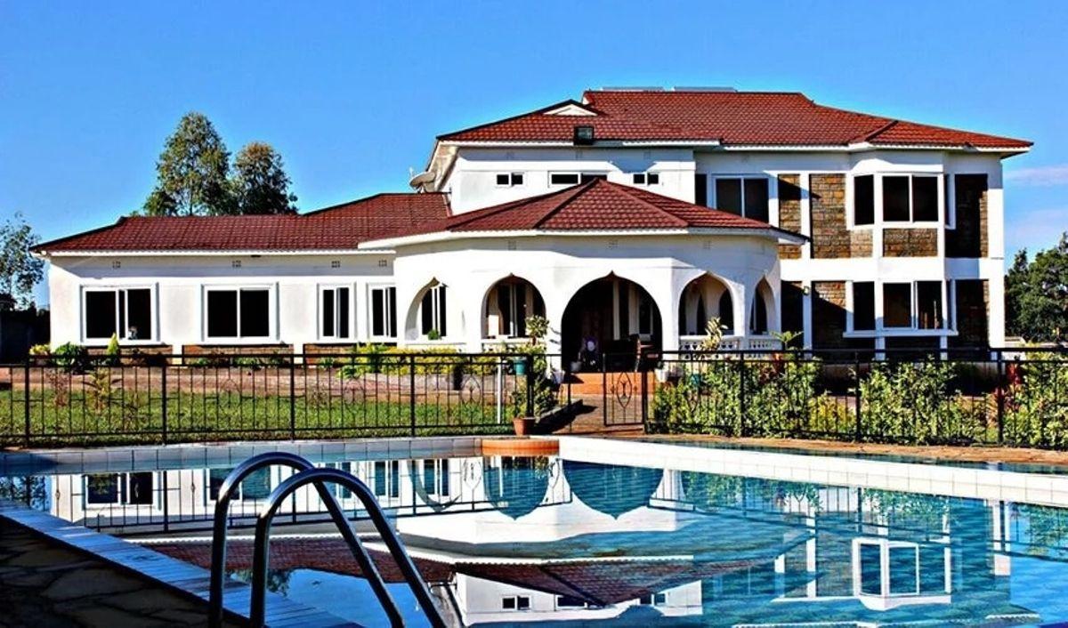 Image result for multi million homes Raila odinga owns