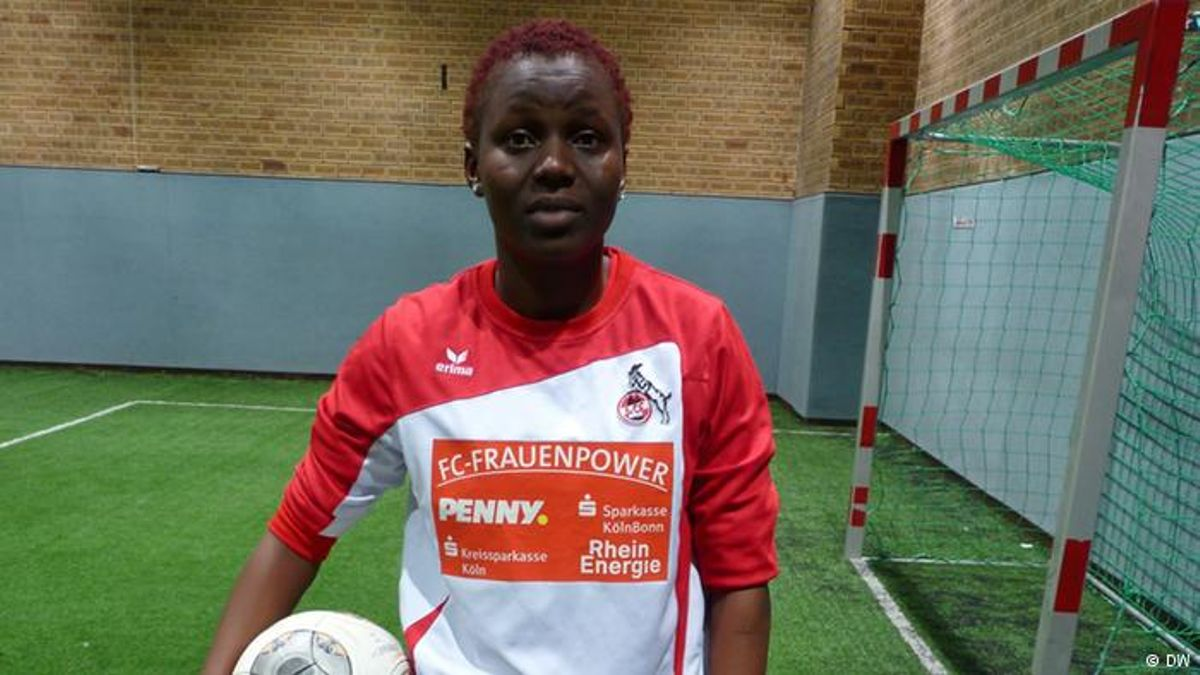Meet the only Kenyan to ever play for Bayern Munich
