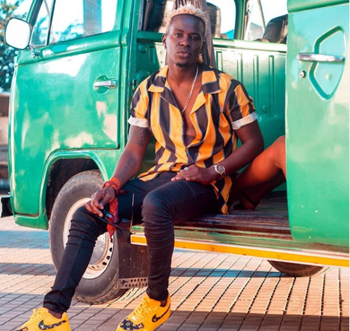 Willy Paul blasts churches in Kenya headed by greedy and