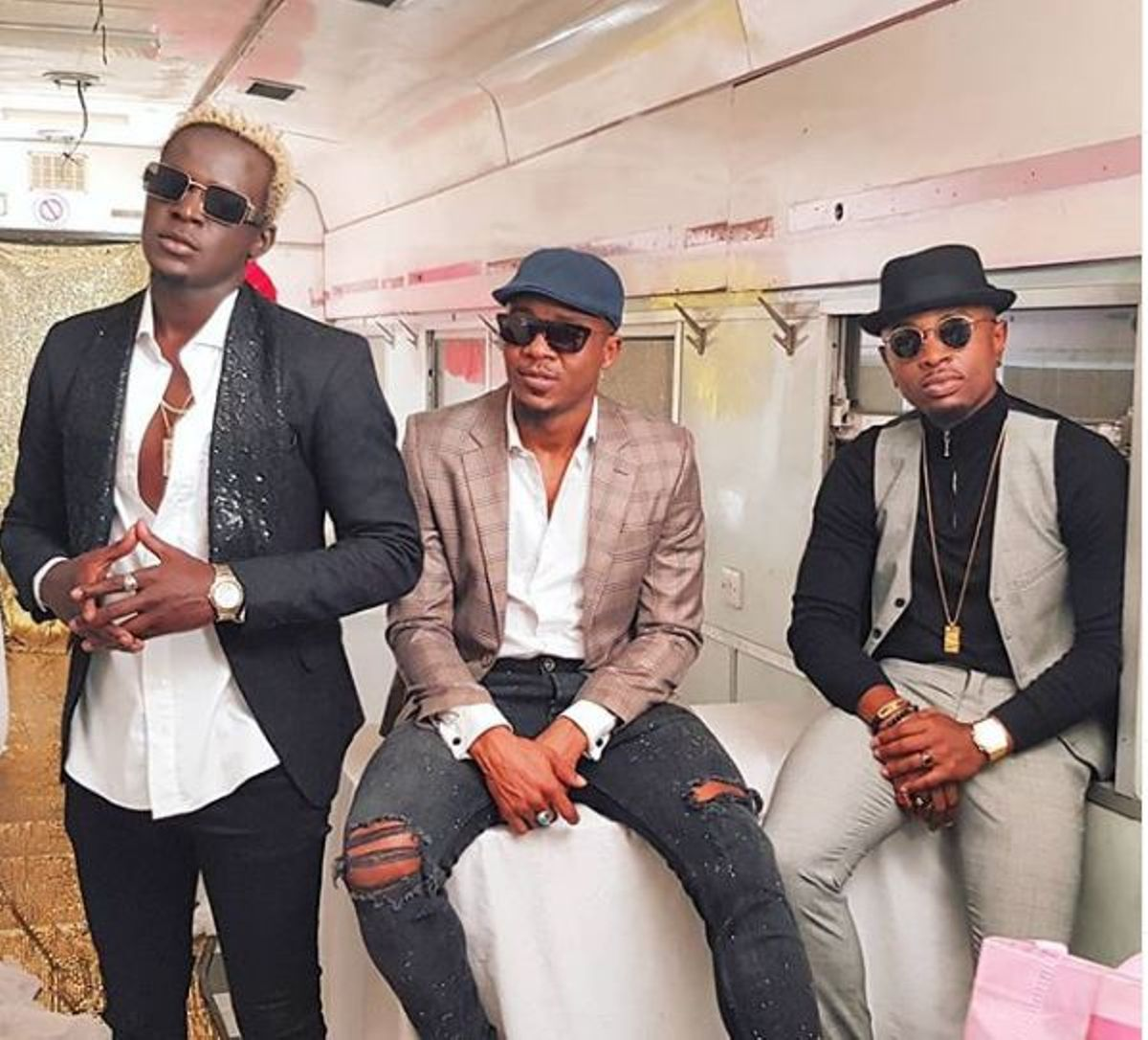 Image result for willy paul and alikiba