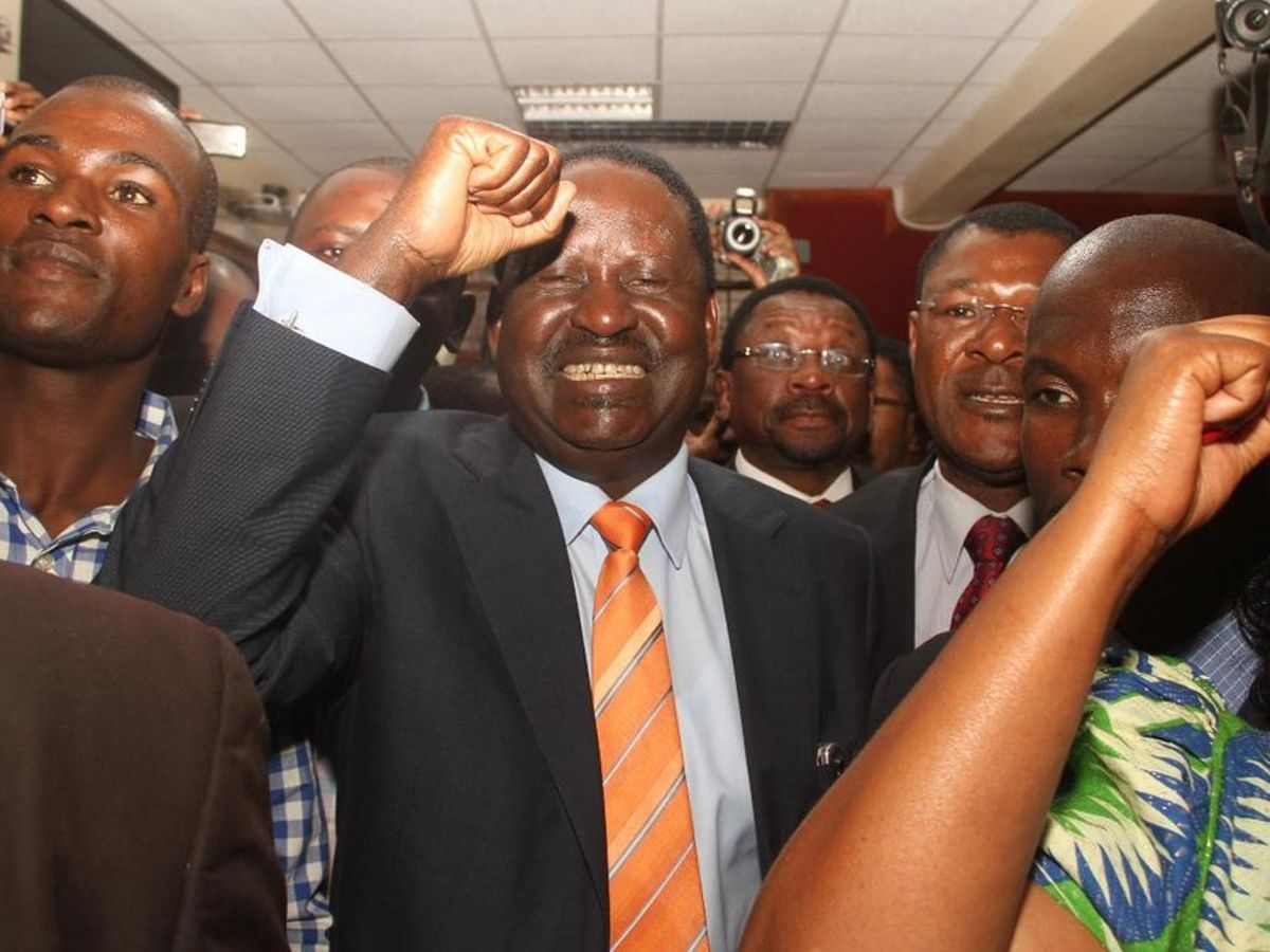 raila odingas presidential petition - HD 1200×900