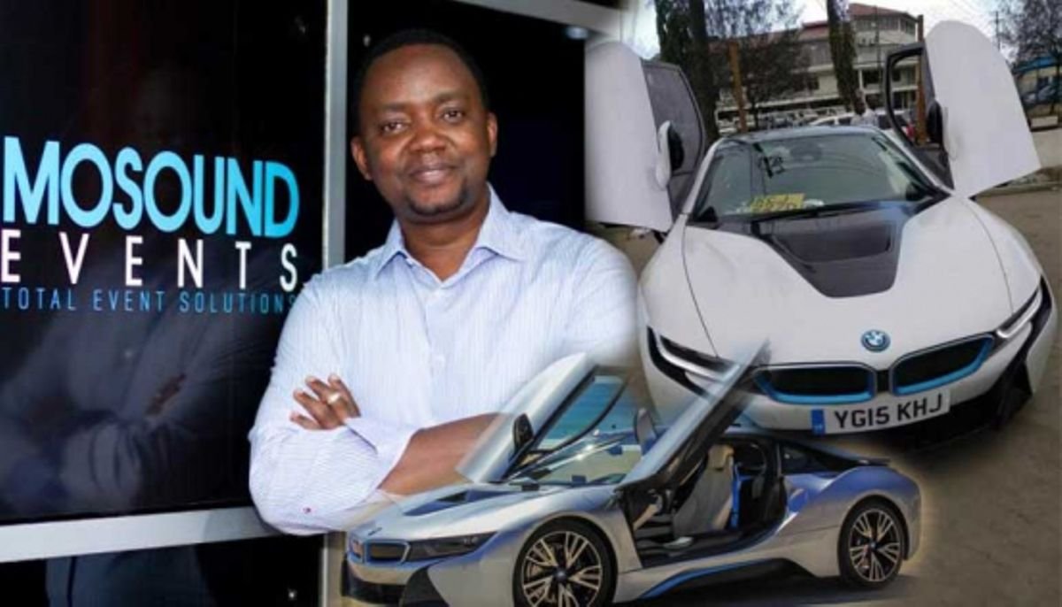 Top 5 Kenyans Driving The Most Expensive Machines