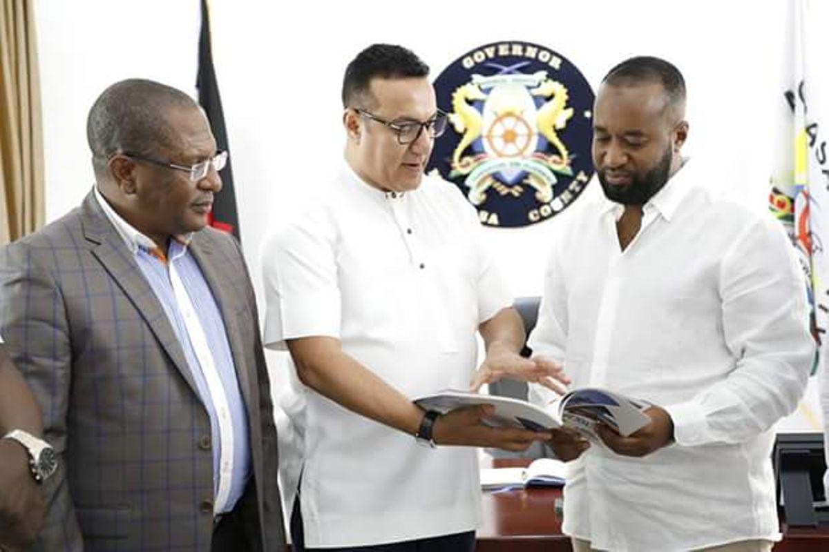 Details Of Governor Joho S Meeting With Balala Keriako Tobiko