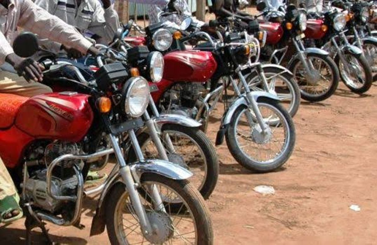 Boda boda riders in Kisii pick 'war' with DC again