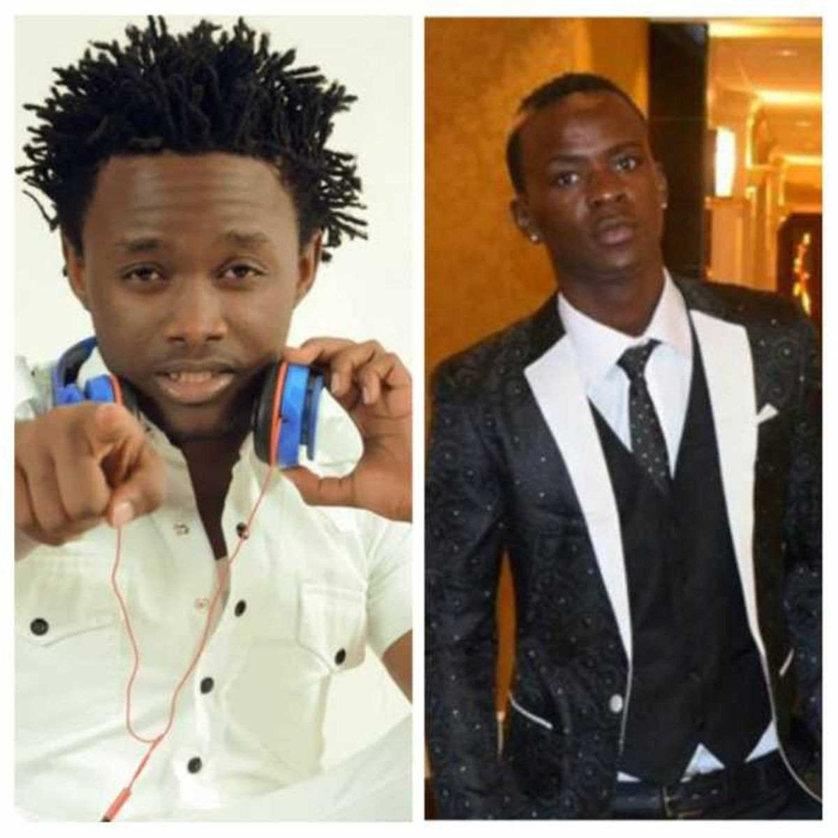 Bahati speaks up on Willy Paul's 'defection' to secular music