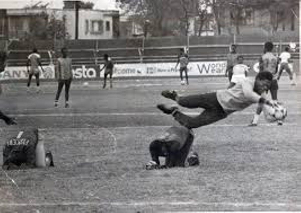 "Image result for HARAMBEE STARS WIN CECAFA 1981"""