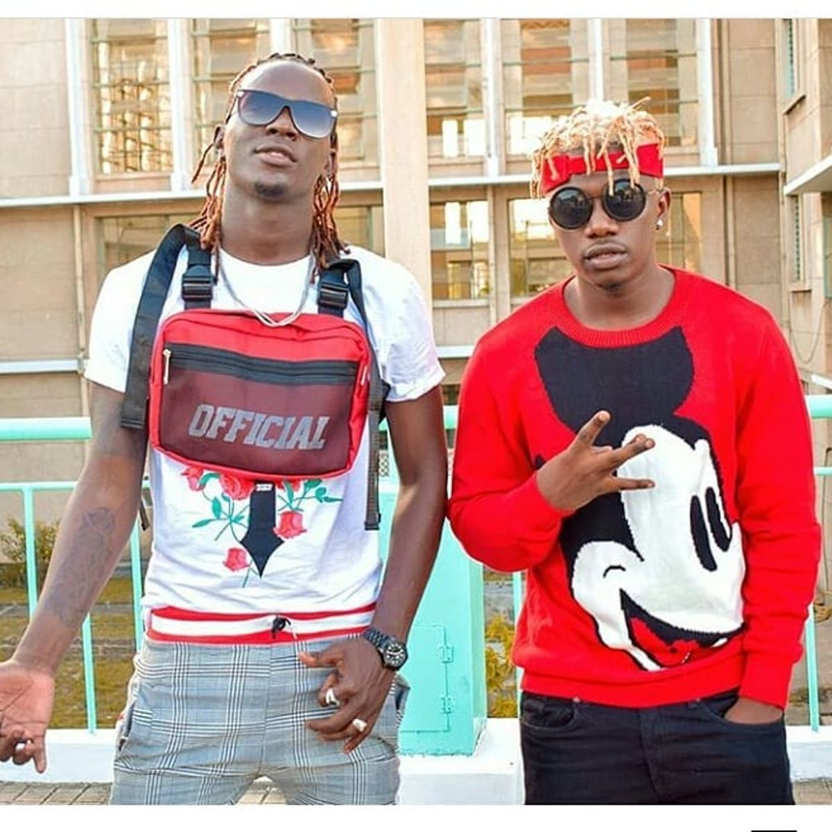 Image result for willy paul and rayvanny