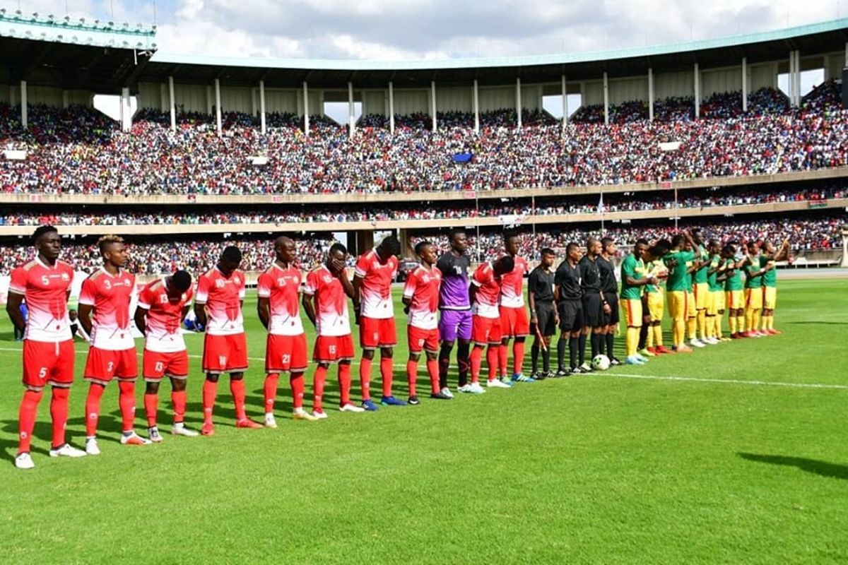 Why Harambee Stars coach is not happy with 'Ghost' Mulee
