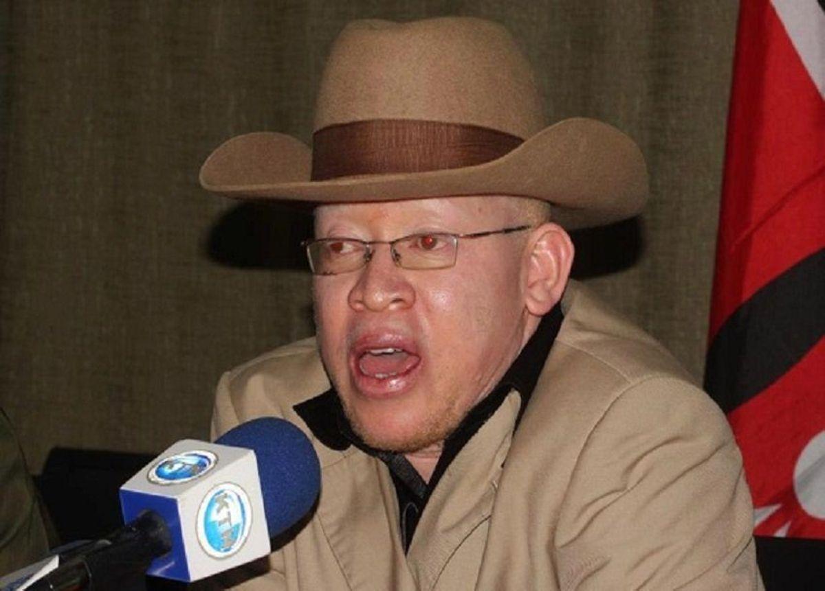 Image result for Mwaura fights waititu