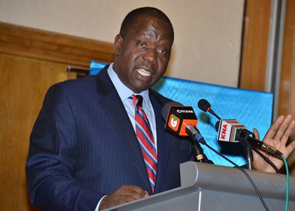 Image result for matiangi on gambling