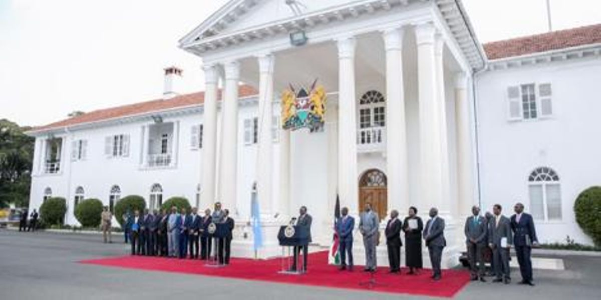 State House Meeting That Solved Nyamakima Traders Woes