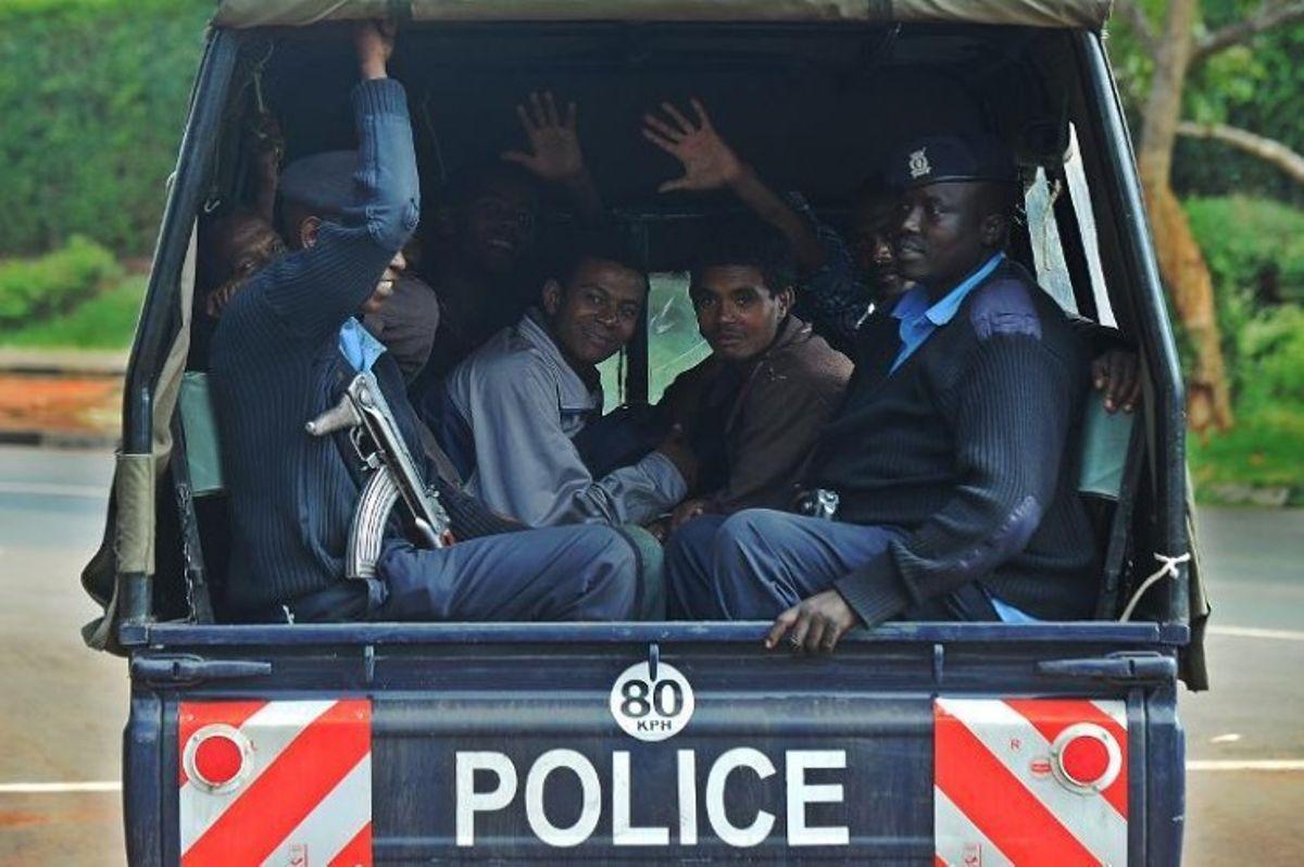 Image result for kenya police arrests
