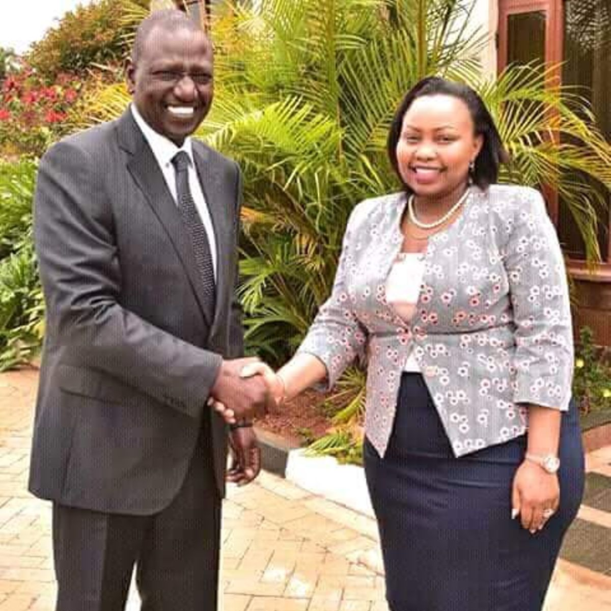 Stop imposing Ruto on us, Millicent Omanga warned