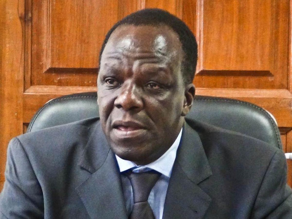 Governor Wycliffe Oparanya