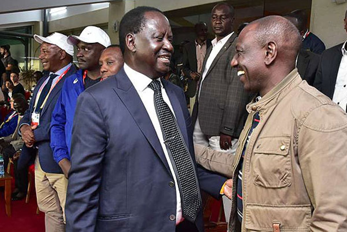 Image result for Quiet Raila Odinga