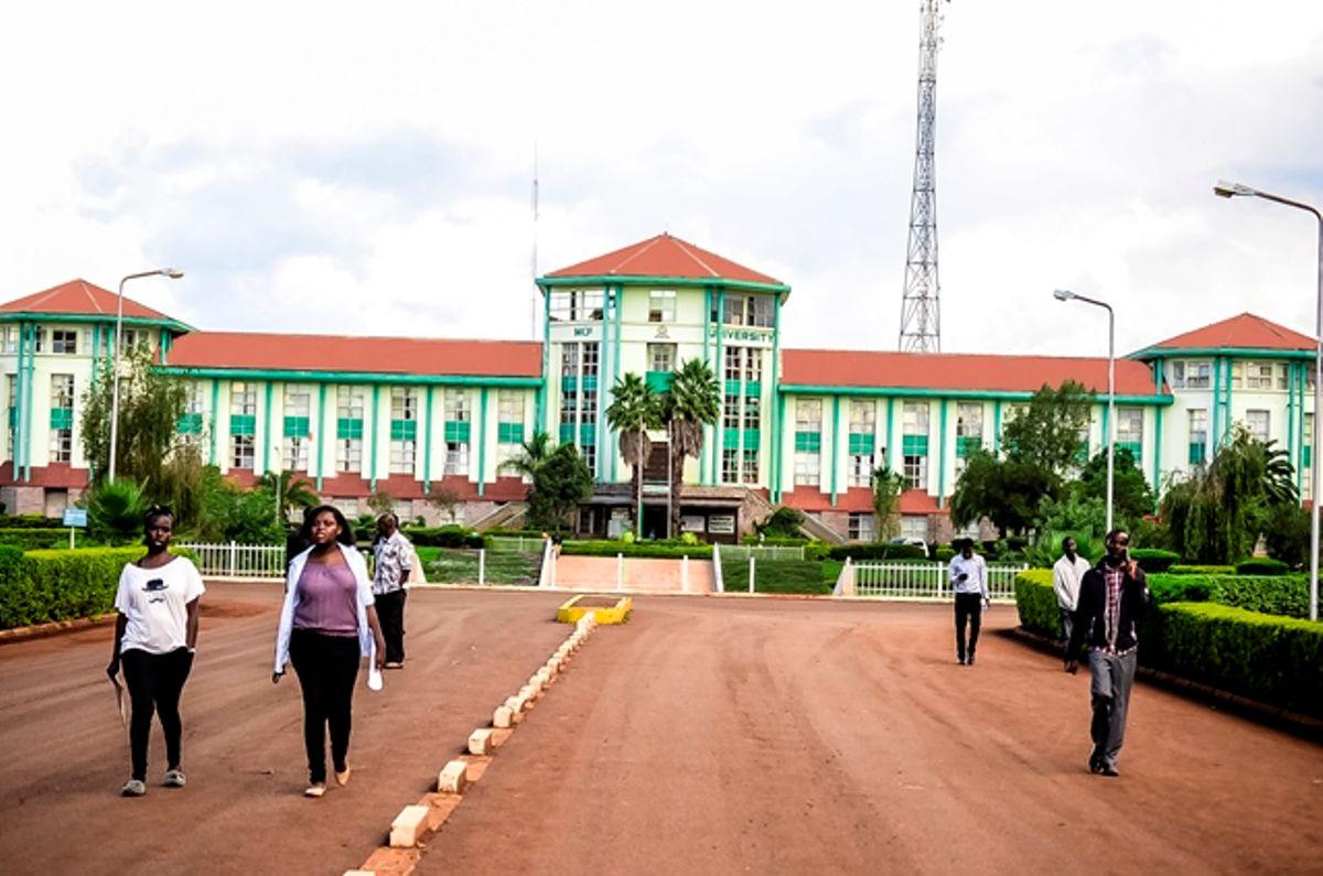 Image result for Moi University