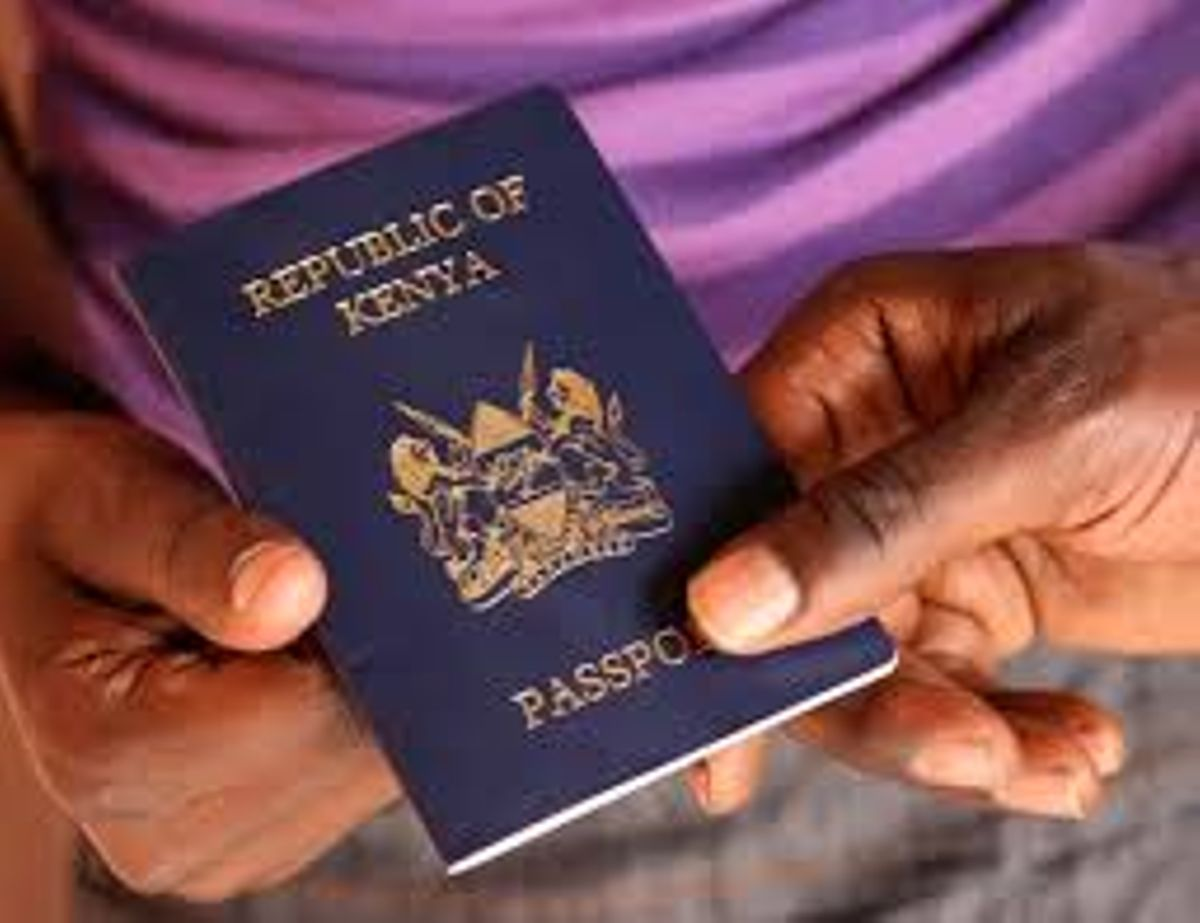 How to check your passport number online kenya
