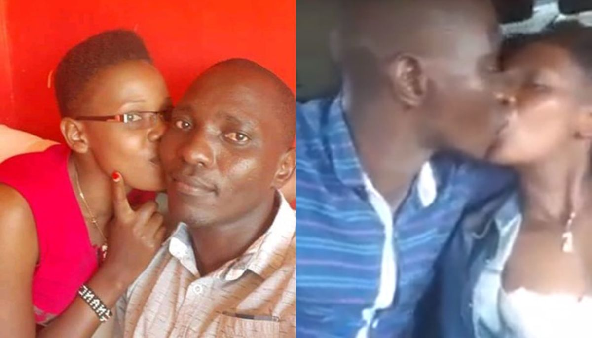 Video: Asbel Kiprop caught on camera kissing mystery woman